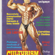 Revista Culturism  nr.9-1996
