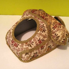 Carcasa husa decorativa protectie telefon fix vechi, vintage, deosebita