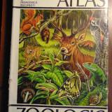 Atlas zoologic - C. Bogoescu, A. Dabija, E. Sanielevici (1980)