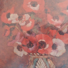 Expozitia florile in opera pictorului Stefan Luchian