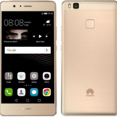Vand Huawei P9 Lite GOLD - Telefon Huawei, Auriu, Neblocat