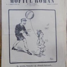 I. L. Caragiale, Moftul Roman, Nr. 8, 18 mai 1901