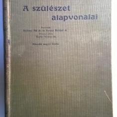 Bumm Erno - A szuleszet alapvonalai {1915} - Carte in maghiara