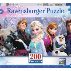 Puzzle Ravensburger Disney - Frozen (Panorama)