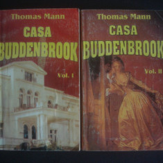 THOMAS MANN - CASA BUDDENBROOK 2 volume