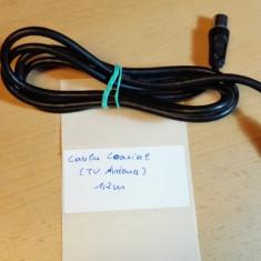 Cablu Coaxial (TV Antena) 1,2 m