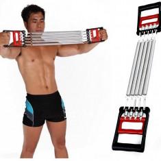 Extensor cu multiple functiuni si 5 arcuri - Extensor Fitness