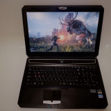 "Laptop Gaming(Made in Japan) i7, 16GB, SSD 128GB+1TB, GTX670m, 15.6"" IPS, Win10"