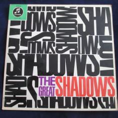 The shadows - the great shadows _ vinyl, LP columbia(germania) - Muzica Rock Columbia, VINIL