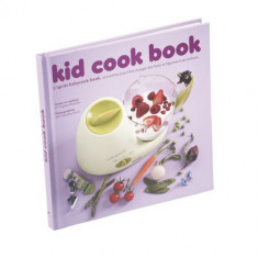 Carte de bucate Kid Cook - Engleza - Accesorii masa