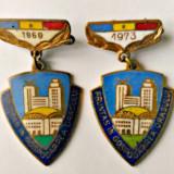 INSIGNA FRUNTAS IN GOSPODARIREA ORASULUI 1969 1973