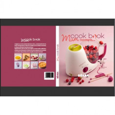 Carte de bucate Mum Cook - Engleza - Accesorii masa