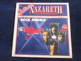 Nazareth - rock angels _ vinyl,LP,album   _ fontana(germania), VINIL