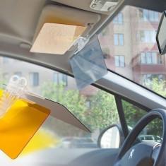 Parasolar auto pentru zi si noapte Visor HD