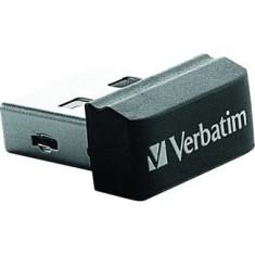 Stick USB + MicroUSB 2.0 Verbatim Store 'n' Go Nano 32GB Negru