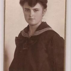 Cdv atelier Marosvasarhely Targu Mures carton portret fata
