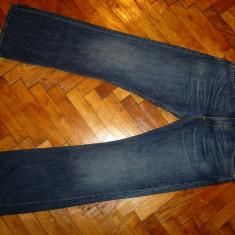Blugi LEVIS 751 -Marimea W32xL34 (talie-82cm, lungime-109cm) - Blugi barbati Levi's, Culoare: Din imagine, Prespalat, Bootcut, Normal