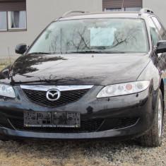 Mazda 6, 2.0 Diesel, an 2004, Motorina/Diesel, 243000 km, 1998 cmc, Model: 6