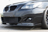 Spoiler Lip Hamann BMW E60 E61 Mtech Aero pachet M ver4, 5 (E60) - [2003 - 2013]