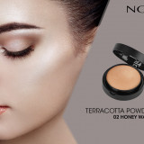 PUDRA BRONZANTA NOTE Cosmetics TERRACOTTA POWDER NR.02