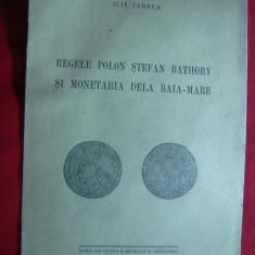 I.Tabrea- Regele Polon St.Bathory si Monetaria de la Baia Mare 1938