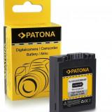 Acumulator Panasonic CGR-S002E, DMW-BM7, FZ20,FZ10,FZ4, compatibil marca Patona,