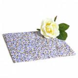 Napron din bumbac Lavender Flowers, 40 х 40 cm