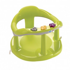 Suport ergonomic pentru baie Aquababy Green/grey