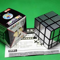 Cub Rubik 3x3x3 - ShengShou Mirror -5, 7 cm - Jocuri Logica si inteligenta