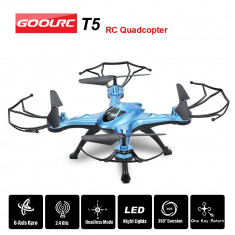 Drona Original GoolRC T5 Mod 360 ° fara camera Quadcopter pret mic