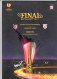 Program fotbal ATLETICO MADRID - ATHLETIC BILBAO (Finala Europa League 2012)