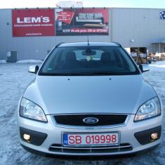 Ford Focus Titanium 2.0 TDCI 136CP 6+1 viteze Euro4 2006, Motorina/Diesel, 192000 km, 2000 cmc