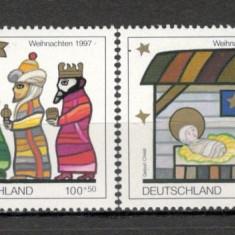 Germania.1997 Nasterea Domnului  SG.932