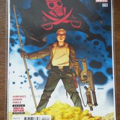 Star Lord 3 (Guardians of Galaxy) (Marvel) benzi desenate comic book / WADDER - Reviste benzi desenate