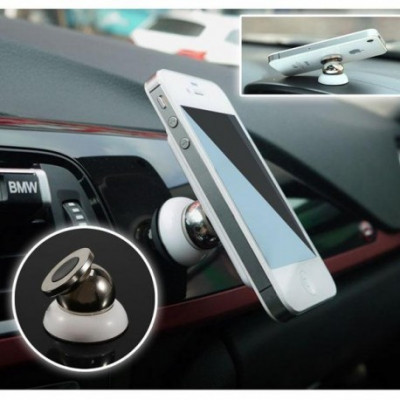 Suport auto pentru smartphone, tableta, GPS 360° foto