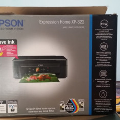 Imprimanta Epson Expression Home XP -322 - Multifunctionala