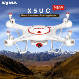 Drona Quadcopter Syma X5UC Camera Video Photo HD 720P foarte stabila