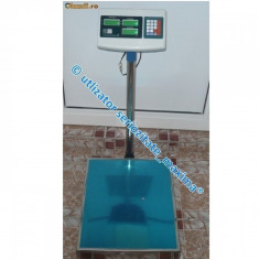 Cantar ELECTRONIC cu platforma 350kg electronic - Cantar comercial