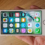 iPhone 5S Apple 16gb silver neverlocked, Argintiu, Neblocat
