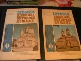 ISTORIA BISERICII ORTODOXE ROMANE- VOL1+2-PREOT PROF. MIRCEA PACURARIU-, Alta editura