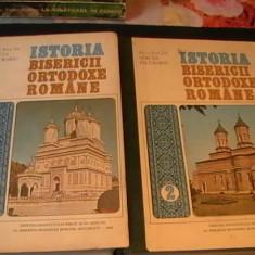 ISTORIA BISERICII ORTODOXE ROMANE- VOL1+2-PREOT PROF. MIRCEA PACURARIU- - Carti ortodoxe