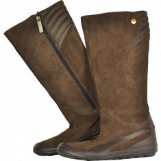 Cizme femei Puma Zooney Tall Boot WTR #1000000172768 - Marime: 36 - Cizma dama Puma, Culoare: Din imagine, Maro