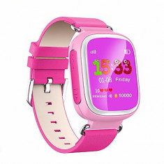 Smartwatch pentru copii cu GPS, NFC, ceas inteligent pentru copii, Alte materiale, watchOS, Apple Watch