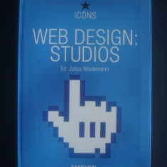 JULIUS WIEDEMANN - WEB DESIGN: STUDIOS