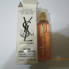 NOU!TESTER 45 ML- YSL OPIUM BLACK -SUPER PRET, SUPER CALITATE! - Parfum femeie Yves Saint Laurent, Apa de parfum