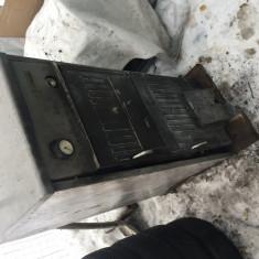 Centrală pe lemn - Calorifer electric