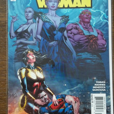 Superman Wonder woman 25 (DC) benzi desenate comic book / WADDER