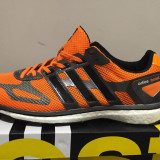 Adidas Boost, super model, adidasi originali, la reducere - Adidasi barbati Nike, Marime: 43 1/3, Culoare: Orange