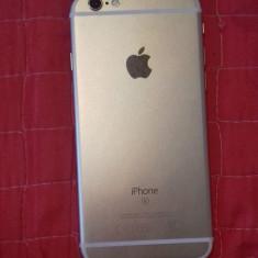 IPhone 6s 32gb gold - Telefon iPhone Apple, Auriu, 64GB, Neblocat