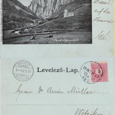 Cheile Turzii ( Cluj )-clasica 1899